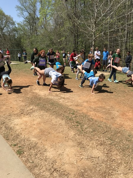Middle School Olympics